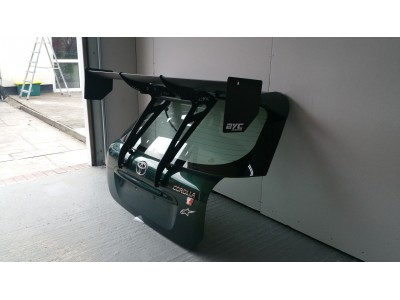 Toyota Corolla wing mount system